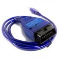 Адаптер VAG COM 409.1 K - Line (с переключателем)