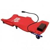 Лежак-тележка для ремонта автомобиля