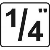 """1/4"""" динамометры"""