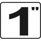 """1"""" головки"""