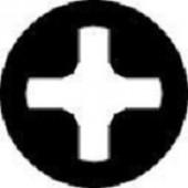 Phillips PH - крестовые биты