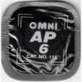 Пластырь универсальный квадрат AP 6 116