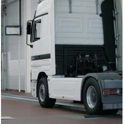 Тормозной стенд для грузовых автомобилей BT 6xx
