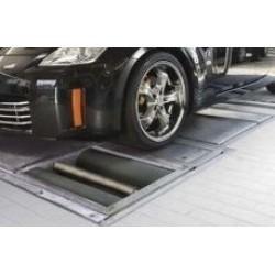 Линия проверки технического состояния автомобилей NTS 8xx