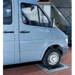 Тормозной стенд для легковых автомобилей и микроавтобусов BT 3xx