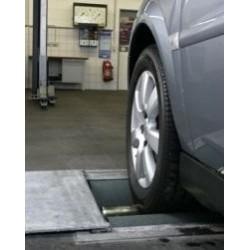 Тормозной стенд для легковых автомобилей и микроавтобусов BT 4xx