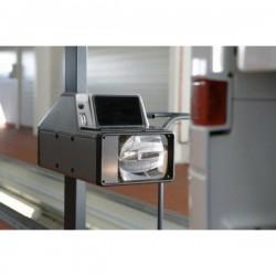 Устройство для проверки и регулировки света фар SOL W 20