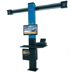 3D стенд сход-развал HPA C800