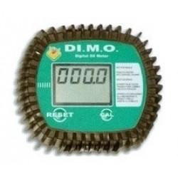 Цифровой счетчик литров с соединительными муфтами 32712