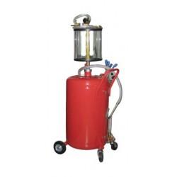 Установка для слива и вакуумной откачки масла B8010KV
