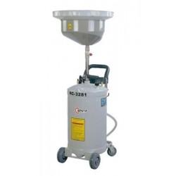 Установка для слива отработанного масла HC-3281