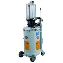 Установка для откачки отработанного масла HC-3290