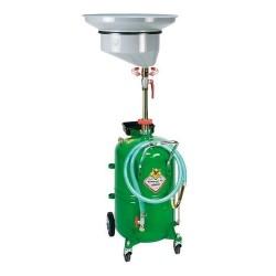 Передвижная установка для слива отработанного масла 42090