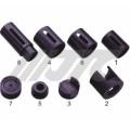 Комплект для снятия и установки шаровых опор рулевой тяги