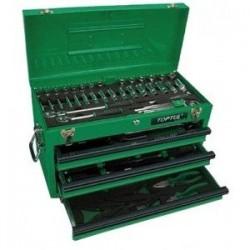 Ящик с инструментом 3 секции 82 ед. GCAZ0016
