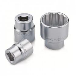 Головка торцевая 1/2 26 мм 12-гранная BAEB1626