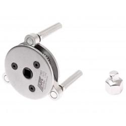 Ключ для снятия масляного фильтра усиленный 80-120 мм